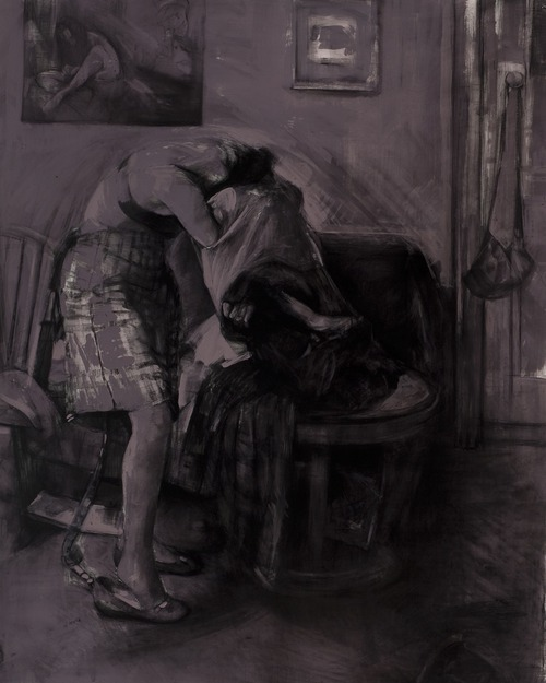 Dagmar-Cyrulla-drawing-woman
