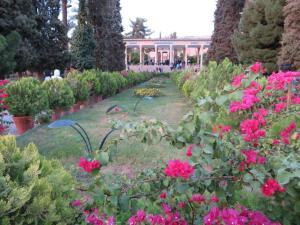Gardens surrounding the Tomb of Hafez, Shiraz
